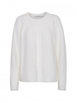 Costamani Beth knit pullover - White