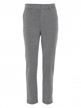 Costamani Kenton tweed pants - Salt and pepper