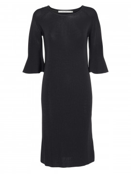 Costamani Colette knit dress - Black