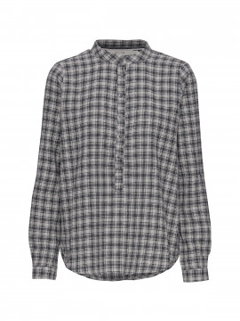 Costamani Lexis check shirt - Grey