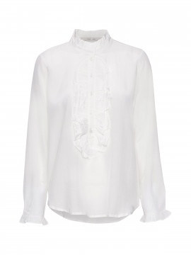 Costamani Aldo fill shirt - Off white
