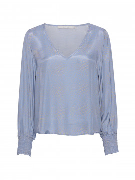 Costamani Cirkeline dot top - Blue