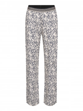 Costamani Heart pants - Off white