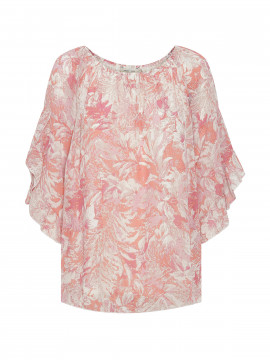 Costamani Evelin flower top - Pink