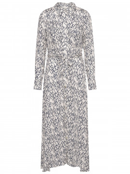 Costamani Molly heart dress - Offwhite