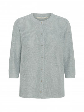 Costamani Linda shine cardigan - Mint