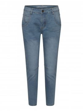 Costamani Capri denim jeans - Blue