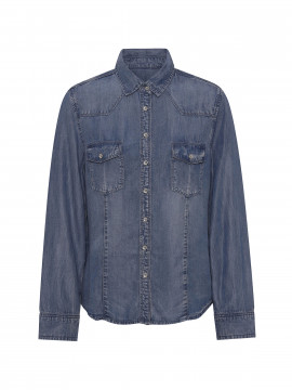 Costamani Morrison denim shirt - Blue