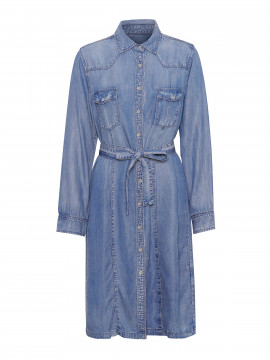 Costamani Morrison denim dress - Blue