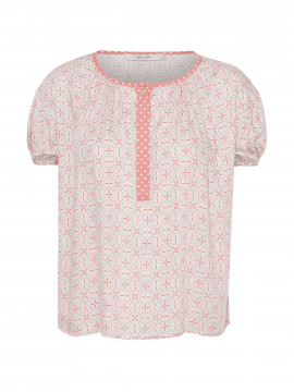 Costamani Wonder circel top - Coral