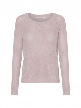 Costamani Hall O-neck knit - Rosa