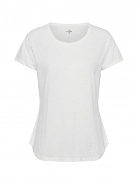 Costamani Logo small Tee - White