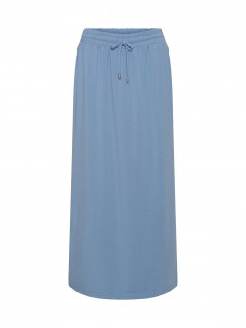 Costamani Marie jersey skirt - Blue
