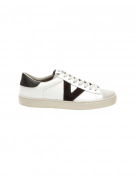 Victoria shoes Berlin white sneakers - Antracita