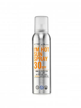 Active by Charlotte Solcreme I`m hot sun spray spf 30