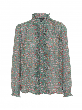 Chopin Martine garden shirt - Green