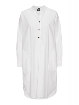 Chopin Alicia shirt/dress - White