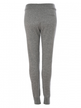 Blue Sportswear Utah knit pants - Grey melange