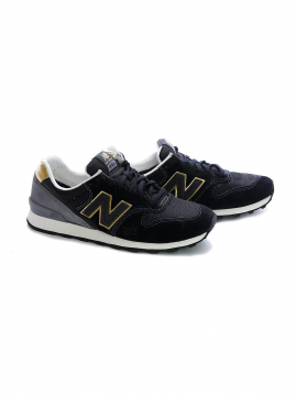 New Balance WR996FBK Lifestyle Sneakers - Black