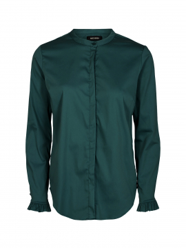 Mos Mosh Mattie shirt - Jade Green