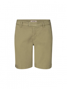 Mos Mosh Marissa air shorts - Oli green