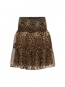 Costamani Af Skotty leo skirt - Brown