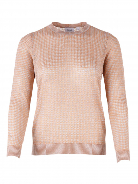 Saint tropez Franseska knit - D. Powder