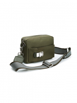 the Rubz Tracy canva crossbody - Army green