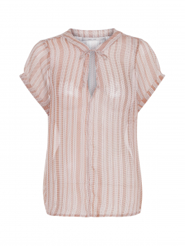 Costamani BC Helen stripe top - Brown