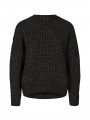 Mos Mosh Liz autumn knit - Black