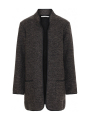 Costamani Dea wool jacket - Fango