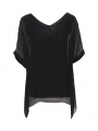 Chopin Munthe solid top - Black