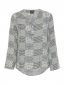Chopin Ferosa checkers shirt - White