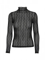 Chopin Finja top L/S - Black