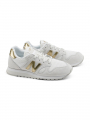 New Balance WL520GDA classic sneakers - Sea salt
