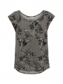 Saint Tropez Sjanne top - Army