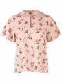 Saint tropez Candyland flower top - Rose