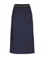 Costamani Molly denim skirt - Dark blue
