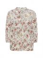 Costamani Baloon flower top - Red