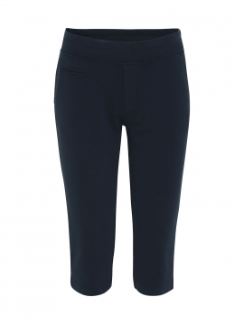 Blue Sportswear Harriet capri pants - Navy