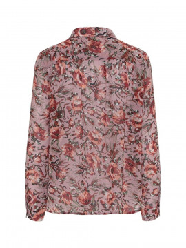 Costamani Kingo garden shirt - Burned Roses