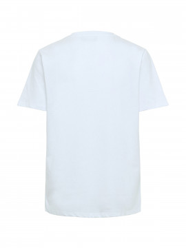 Gila & Feldt Aya rebel tee - White