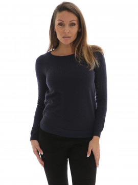 Chopin Bettina knit - Blue