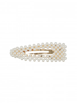 Chopin Karla hairclip triankle - Pearl