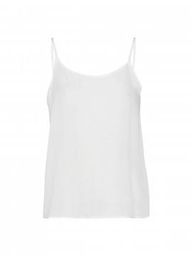 Chopin Basic strap top - White