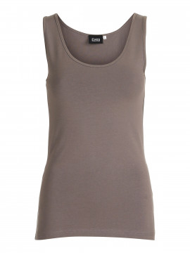 Eves Sue II tank top - Solid grey