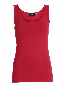 Eves Sue II tank top - Cherry