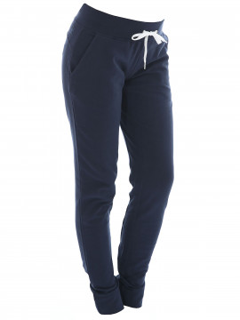 Blue Sportswear Feline sweat pant - Navy