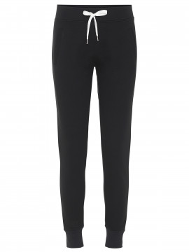 Blue Sportswear Camma Quilt pant - Black