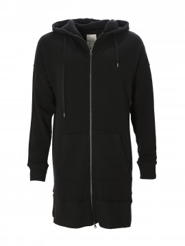 Blue Sportswear Keystone long zip cardigen - Black